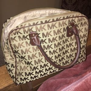 Michael Kors Monogram Bag
